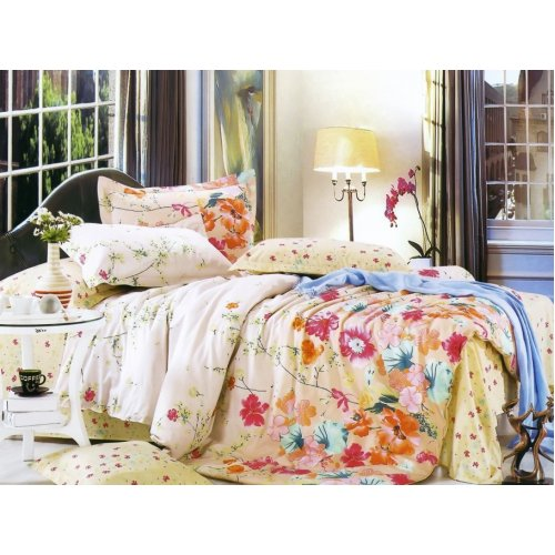 Семейный комплект постельного белья Y-230-626