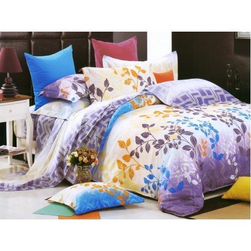 Полуторный комплект постельного белья Y-230-630