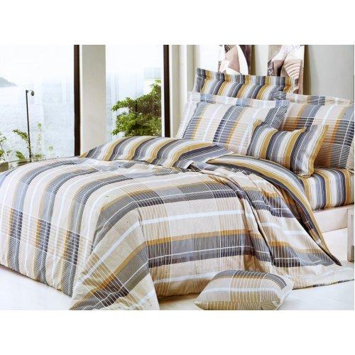 Полуторный комплект постельного белья Y-230-631
