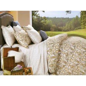 Двуспальный комплект постельного белья Y-230-640
