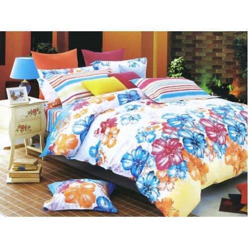 Полуторный комплект постельного белья Y-230-643