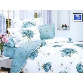 Полуторный комплект постельного белья Y-230-644