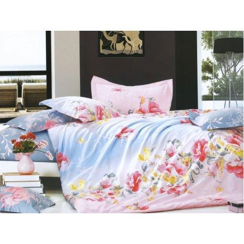 Полуторный комплект постельного белья Y-230-645