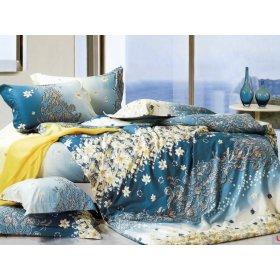 Двуспальный комплект постельного белья Y-230-646