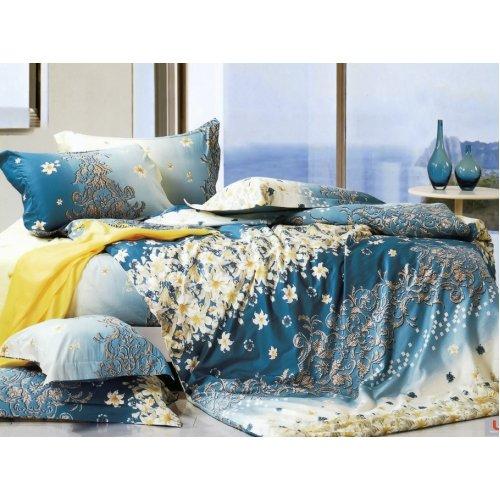 Полуторный комплект постельного белья Y-230-646