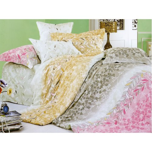 Полуторный комплект постельного белья Y-230-654