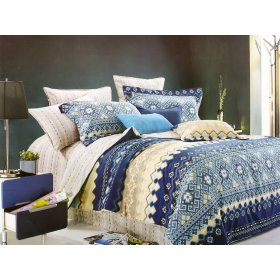 Полуторный комплект постельного белья Y-230-656