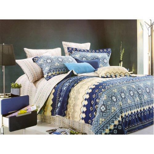 Двуспальный комплект постельного белья Y-230-656