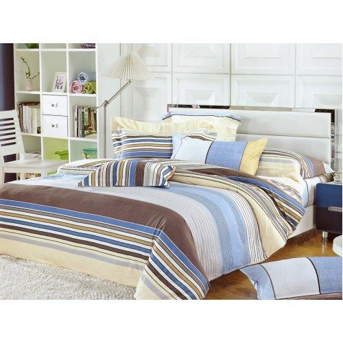 Семейный комплект постельного белья Y-230-659