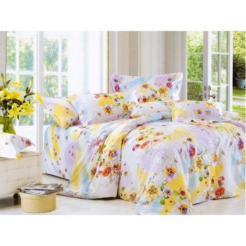Полуторный комплект постельного белья Y-230-660