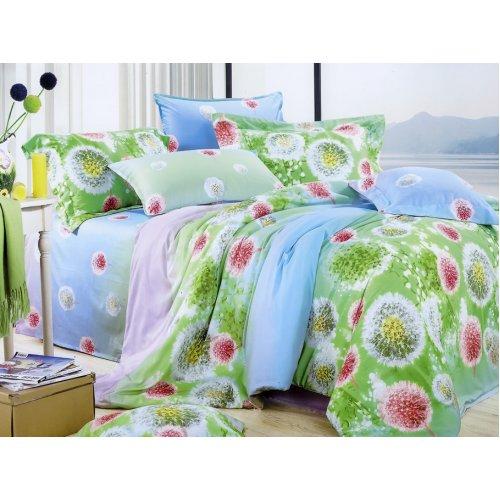 Полуторный комплект постельного белья Y-230-664