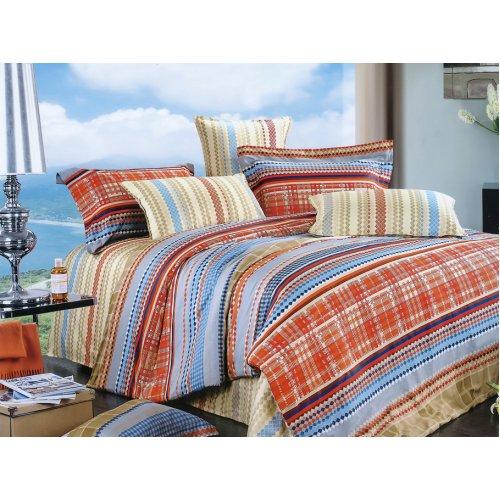 Семейный комплект постельного белья Y-230-665