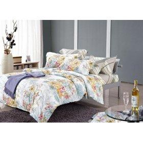 Семейный комплект постельного белья Y-03