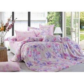 Двуспальный комплект постельного белья Y-10