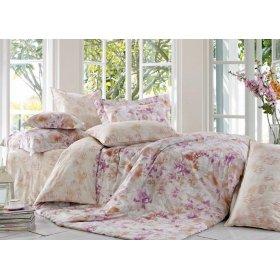 Двуспальный комплект постельного белья Y-11