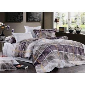 Двуспальный комплект постельного белья Y-14
