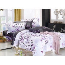 Полуторный комплект постельного белья Y-230-489