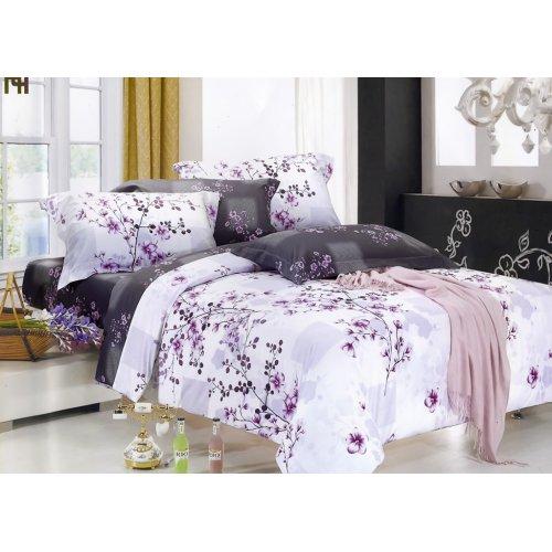 Двуспальный комплект постельного белья Y-230-489