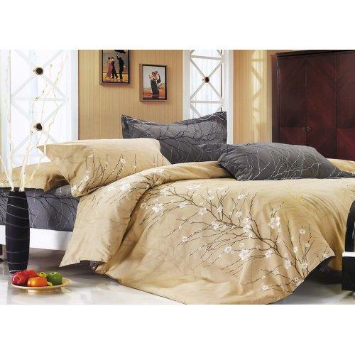 Двуспальный комплект постельного белья Y-230-523