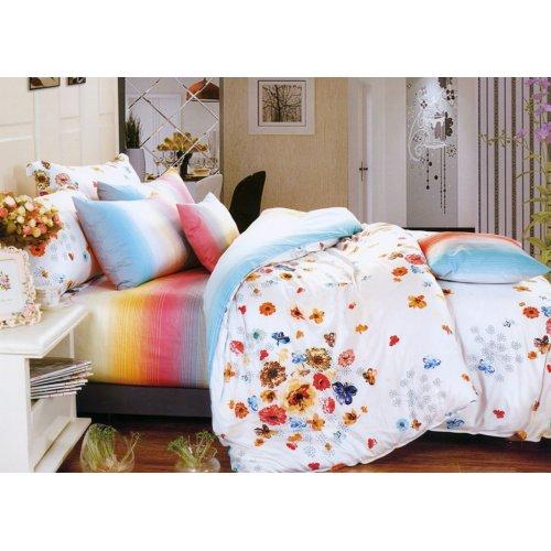 Семейный комплект постельного белья Y-230-565