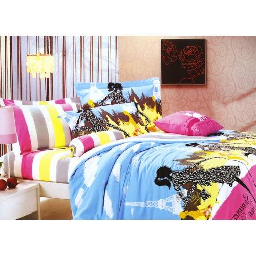 Семейный комплект постельного белья Y-230-571