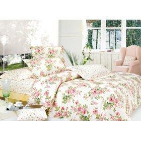 Двуспальный комплект постельного белья Y-230-587
