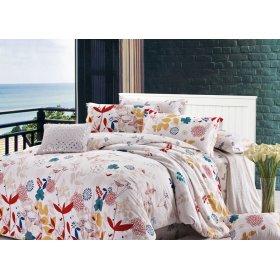 Двуспальный комплект постельного белья Y-230-590