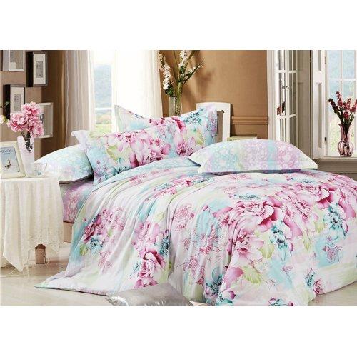 Полуторный комплект постельного белья Y-230-593