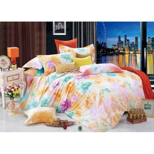 Полуторный комплект постельного белья Y-230-602