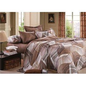 Семейный комплект постельного белья Y-230-619
