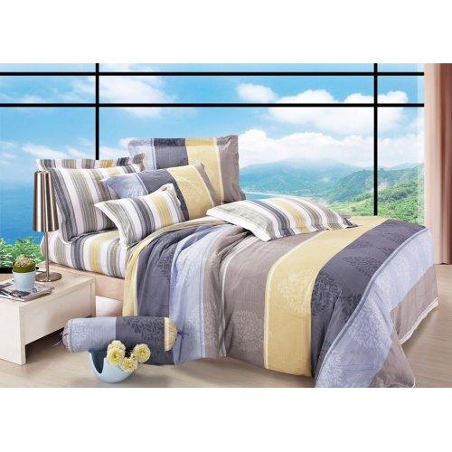 Двуспальный комплект постельного белья Y-230-649
