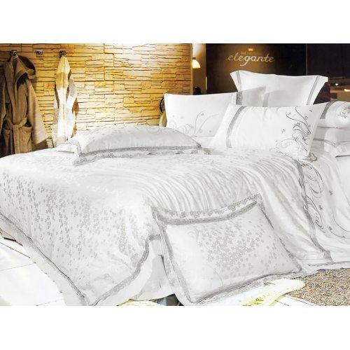 Семейный комплект постельного белья 3D-52