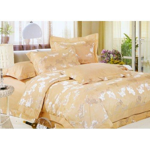 Семейный жаккардовый комплект постельного белья JT-41