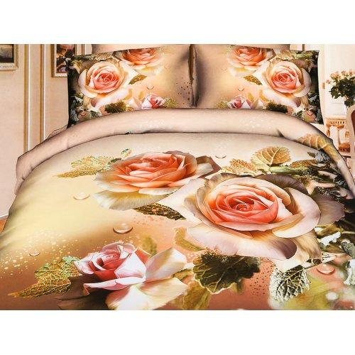 Комплект постельного белья АВ-399 двуспальный-евро
