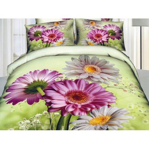 Комплект постельного белья АВ-411 двуспальный-евро