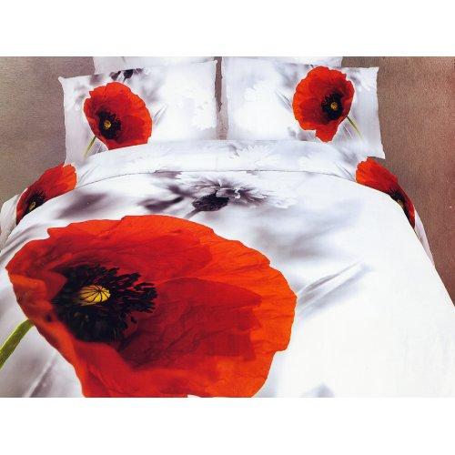 Полуторный комплект постельного белья АВС-307
