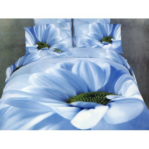 Полуторный комплект постельного белья АВС-309