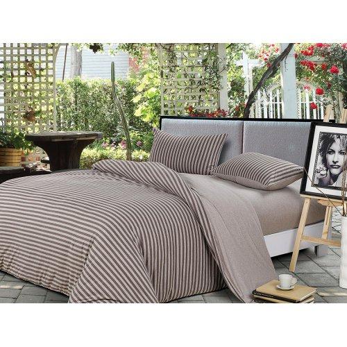 Полуторный комплект постельного белья JR-06