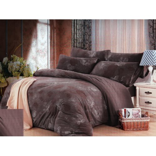 Полуторный комплект постельного белья JR-08