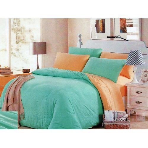 Комплект постельного белья JR-09 двуспальный-евро