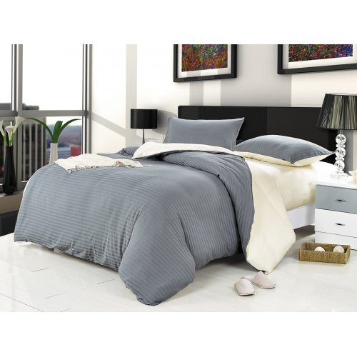 Полуторный комплект постельного белья JR-18