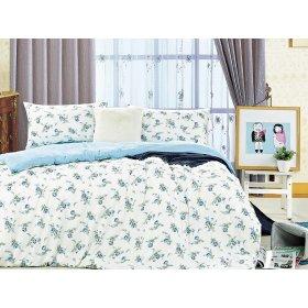 Семейный комплект постельного белья JR-25