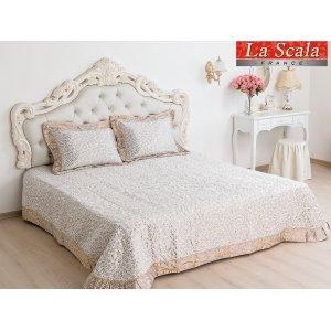Комплект для спальни PG-32 (покрывало+2 наволочки)