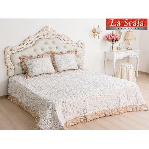 Комплект для спальни PG-37 (покрывало+2 наволочки)