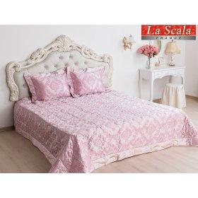Комплект для спальни PG-45 (покрывало+2 наволочки)