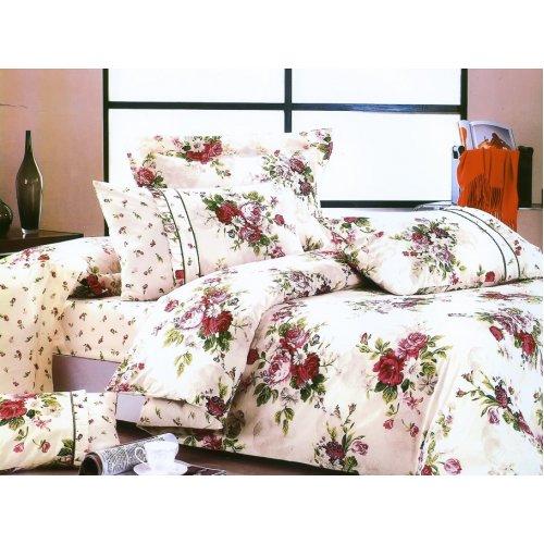 Полуторный комплект постельного белья Y-230-650