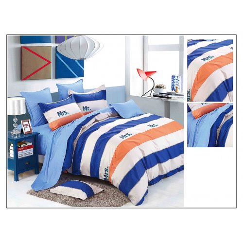 Семейный комплект постельного белья Y-230-672