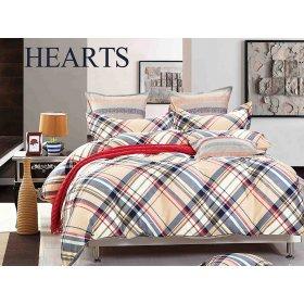 Комплект постельного белья Y-230-679 двуспальный-евро