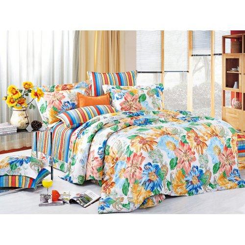 Комплект постельного белья Y-230-680 двуспальный-евро