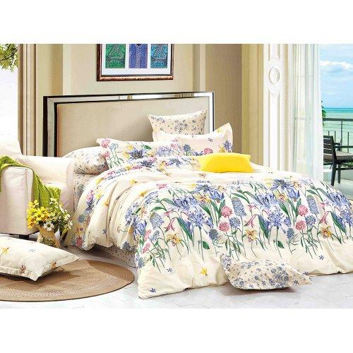 Комплект постельного белья Y-230-681 двуспальный-евро